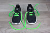 Neon Green Sneaker Fashion Laces