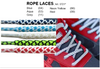 ROPE Bi-Color Laces