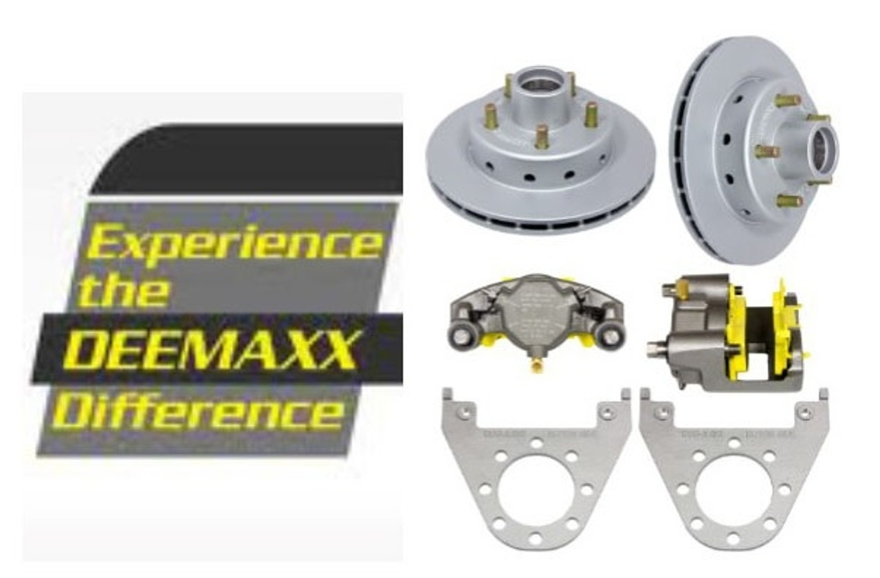 Trailer Brakes - DEEMAXX