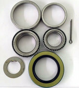 Bearings, Races & Seals