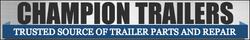 Champion Trailer Parts Discount Boat & Utility Trailer Parts 1.800.229.6690         Slidell, LA