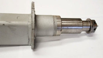 Trailer Axle - 2x3 Straight Galvanized 6000#  [AOT]