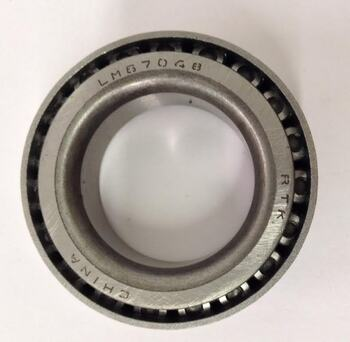 1-1/4'' Trailer Wheel Bearing LM67048 (Sold Each)