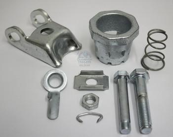 Titan Dico Model 60 Multifit Latch Lock Kit