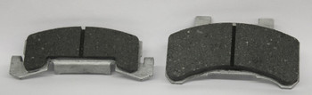 TIE DOWN ENGINEERING Vented Brake Pads- Axle set