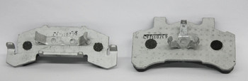 TIE DOWN ENGINEERING Vented Rotor Disc Brake Replacement Pads (Axle Set)