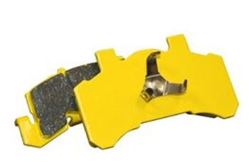 TIE DOWN Replacement Pads For G-5 Stainless Steel Brake Caliper (Axle Set)