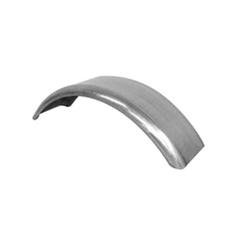8/12'' Galvanized Single Round Fenders 20.5 x 7 x 6