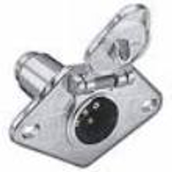 6-Pole Female Plug (Car Side) (I-9)