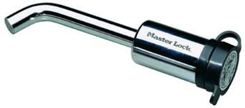 "Master Lock 1/2"" Bent Pin Receiver Lock"