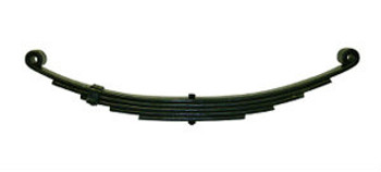 "5 Leaf 25 1/4"" Double Eye Spring 2900#"