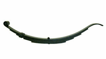 "5 Leaf 24-1/2"" Slipper Trailer Spring - 1150#"