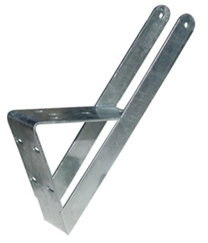 "Winch Base For 2"" or 3"" Wide Winch Posts"