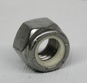 Stainless Steel Nylon Locknut