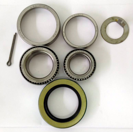 1 3/8'' x 1 1/16'' Trailer Axle Wheel Bearing Kit  (L68149 / L44649 / 168255TB)