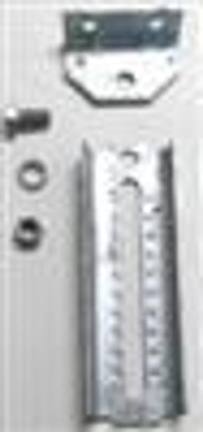 """10"""" Swivel Top Bunk Bracket Complete 1/2"""""""