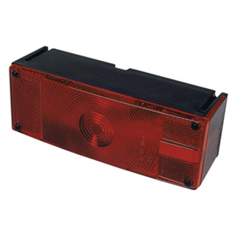 Rectangle Waterproof Taillight (L)
