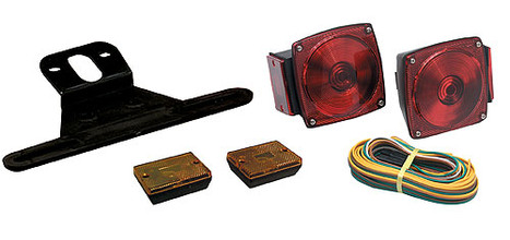 Utility Trailer Light Kit