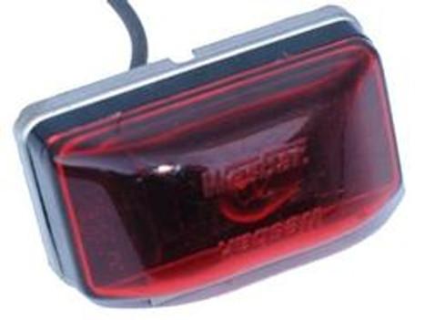Waterproof Side Light (Red)