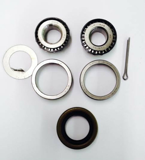3/4'' straight trailer wheel bearing kit (l11949-l11949-111784uhy