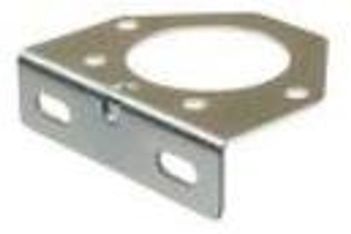 Mounting Bracket For Car Side 7 Pole Receptacle