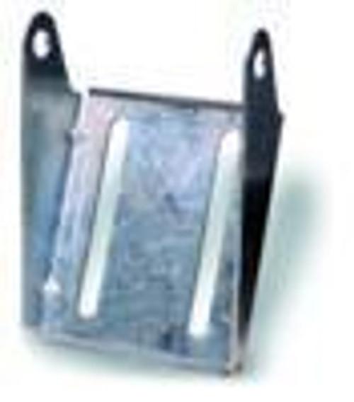 "12""  Galvanized Keel Roller Bracket"