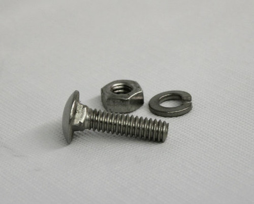 "1/4"" Stainless Steel Carriage Bolt"