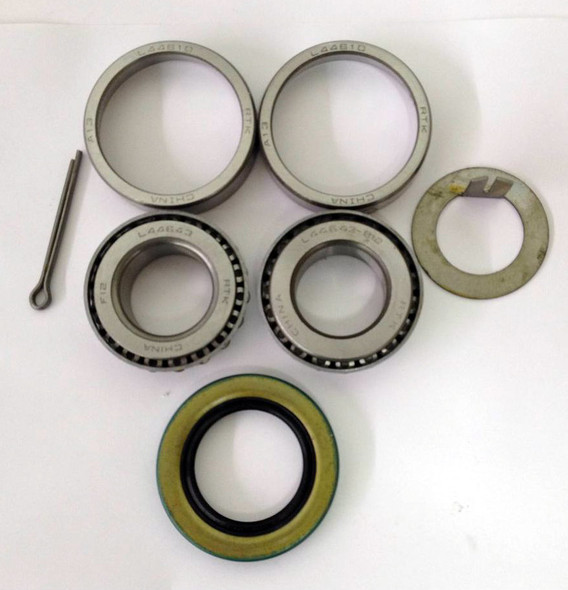 1'' Straight Trailer Wheel Bearing Kit