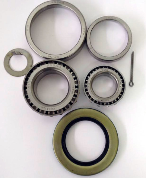 1 3/4'' x 1 1/4'' Trailer Wheel Bearing Kit (B-15123  S-22333)