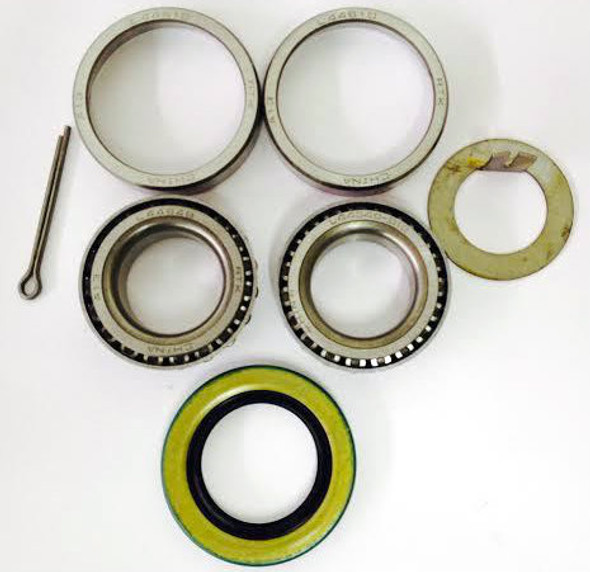 1-1/16'' Straight Trailer Wheel Bearing Kit (L44649-L44649-15192TB)