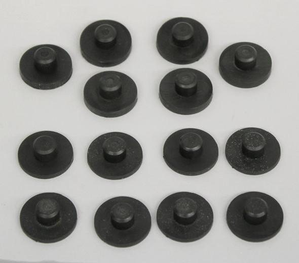 TITAN DICO Nylon Button Bearing Kit For Model 10 (6 Top 8 Side)