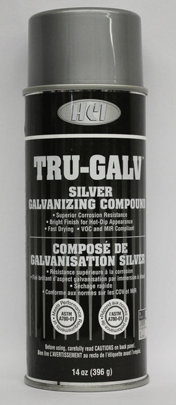 TRU GALV Zinc  Cold Galvanizing Spray