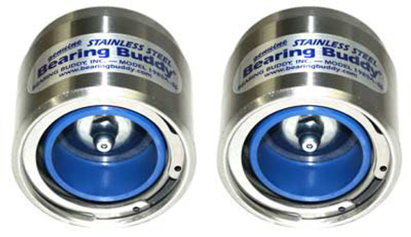1.78 Stainless Steel Bearing Buddy (Pair)