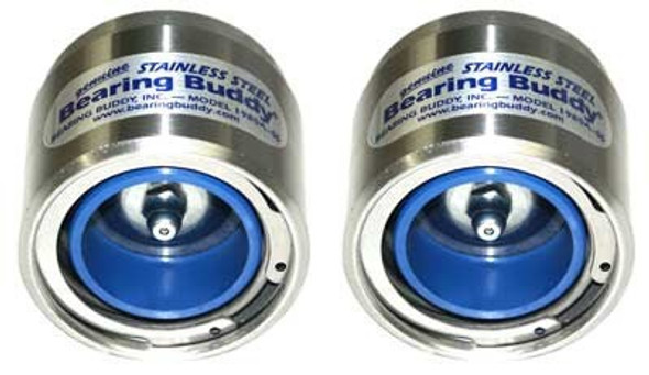 2.44 Stainless Steel Bearing Buddy (Pr)