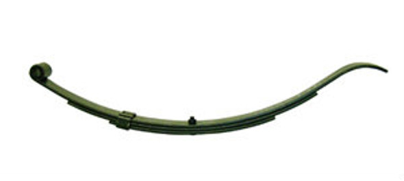 "3 Leaf 24-1/2"" Slipper Trailer Spring - 700#"