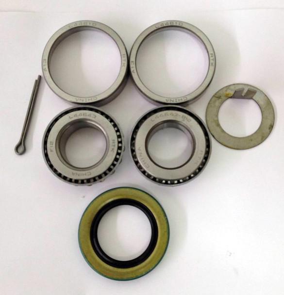 1'' Straight Trailer Wheel Bearing Kit