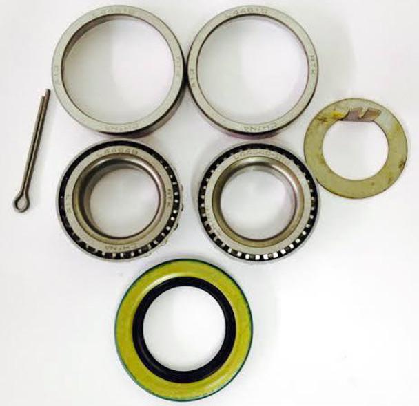1-1/16'' Straight Trailer Wheel Bearing Kit (L44649-L44649-15192TB)