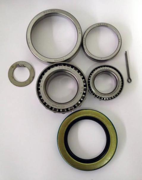 1-3/4'' x 1-1/4'' Trailer Axle Wheel Bearing Kit (L25580-L67048-22333TB)