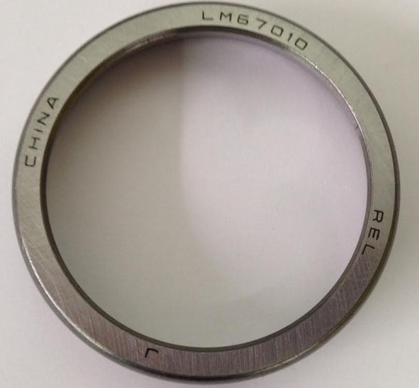 Replacement Trailer Race for L67048 Trailer Bearing