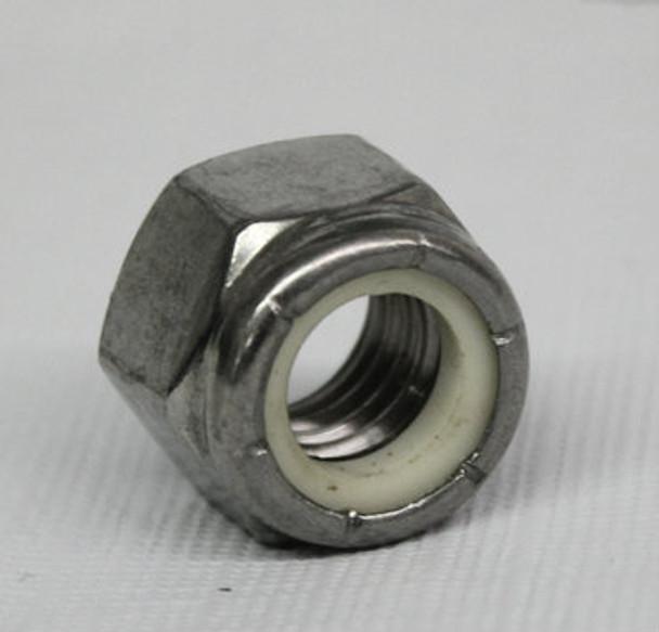 Stainless Steel Nylon Locknut