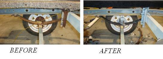 Slipper Spring Replacement Repair