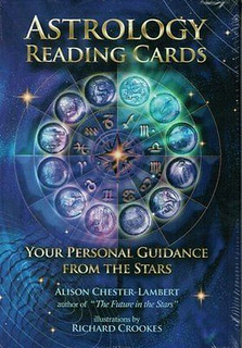Astrology Reading Cards by Alison Chester-Lambert (Sealed)