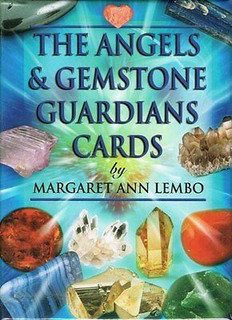 The Angels & Gemstone Guardian Cards by Margaret Ann Lembo Sealed