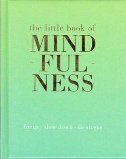 The Little Book of Mindfulness by Tiddy Rowan Hardback