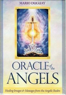 Oracle of The Angels Cards by Mario Duguay (Sealed)