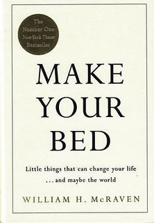 Make Your Bed by William H. McRaven (Hardback)