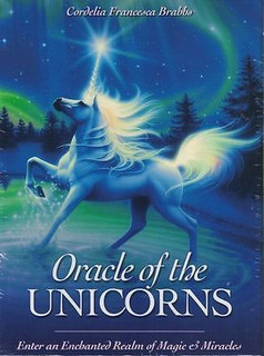 Oracle of the Unicorns by Cordelia Francesca Brabbs (Sealed)