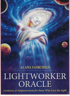 Lightworker Oracle by Alana Fairchild (Sealed)