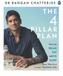 The 4 Pillar Plan by Dr Rangan Chattterjee