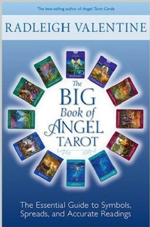The Big Book of Angel Tarot by Radleigh Valentine NEW